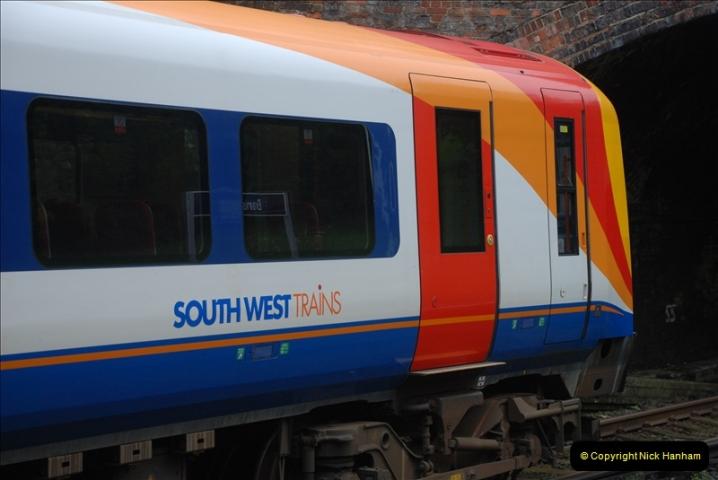 2011-09-06 70013 Oliver Cromwell @ Branksome, Poole, Dorset. (4)104
