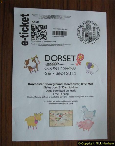 2014-09-06 Dorset County Show, Dorchester, Dorset (2)002