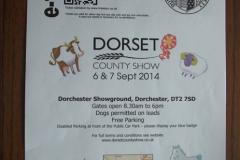 2014-09-06 Dorset County Show, Dorchester, Dorset (1)001