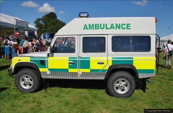 2017-09-02 The Dorset County Show 2017.  (302)302
