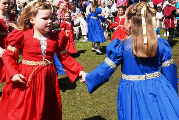 2014-05-03 Downton Cuckoo Fair, Downton, Wiltshire.  (101)101