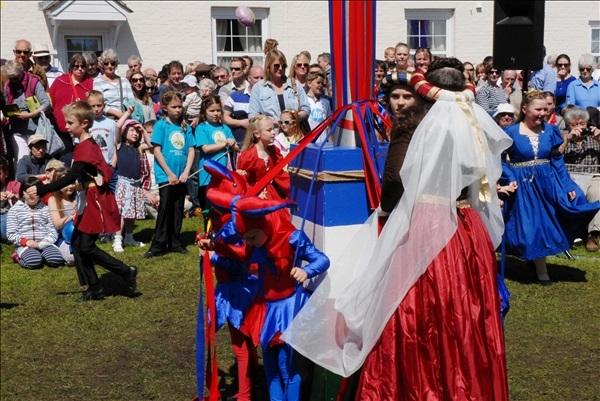 2014-05-03 Downton Cuckoo Fair, Downton, Wiltshire.  (102)102