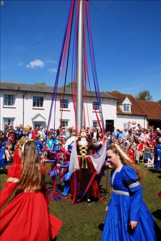 2014-05-03 Downton Cuckoo Fair, Downton, Wiltshire.  (103)103