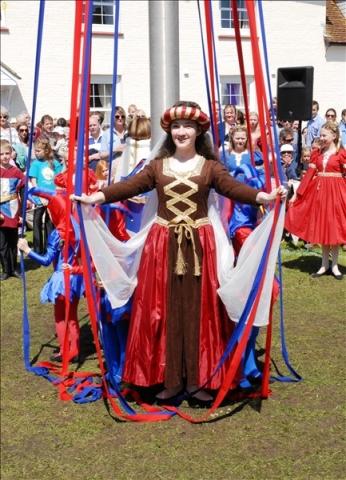 2014-05-03 Downton Cuckoo Fair, Downton, Wiltshire.  (104)104
