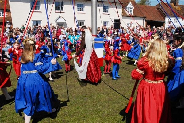 2014-05-03 Downton Cuckoo Fair, Downton, Wiltshire.  (105)105
