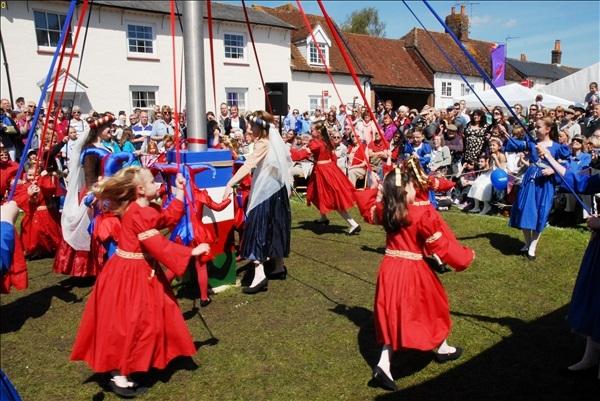 2014-05-03 Downton Cuckoo Fair, Downton, Wiltshire.  (107)107