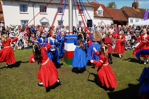 2014-05-03 Downton Cuckoo Fair, Downton, Wiltshire.  (110)110
