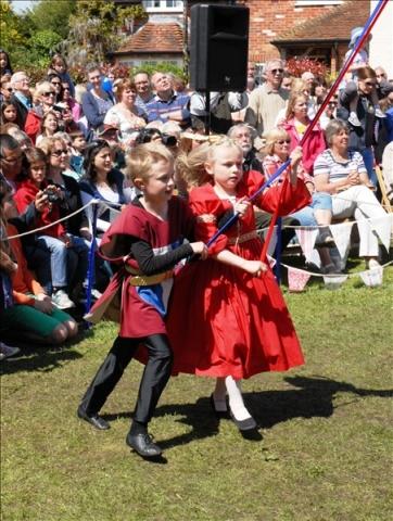 2014-05-03 Downton Cuckoo Fair, Downton, Wiltshire.  (113)113
