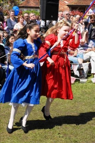 2014-05-03 Downton Cuckoo Fair, Downton, Wiltshire.  (114)114
