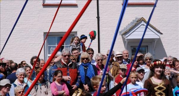 2014-05-03 Downton Cuckoo Fair, Downton, Wiltshire.  (121)121