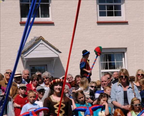 2014-05-03 Downton Cuckoo Fair, Downton, Wiltshire.  (122)122