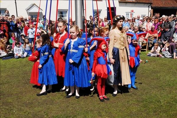 2014-05-03 Downton Cuckoo Fair, Downton, Wiltshire.  (125)125