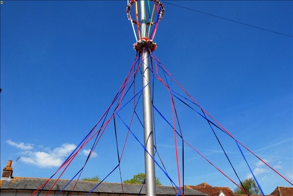 2014-05-03 Downton Cuckoo Fair, Downton, Wiltshire.  (127)127