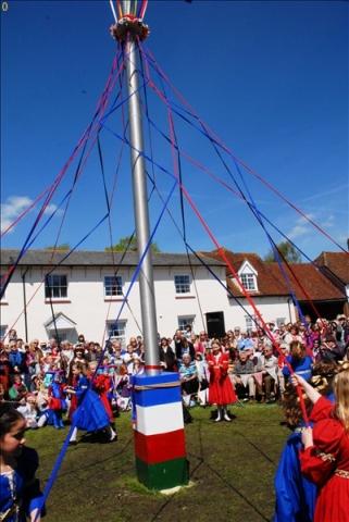 2014-05-03 Downton Cuckoo Fair, Downton, Wiltshire.  (128)128