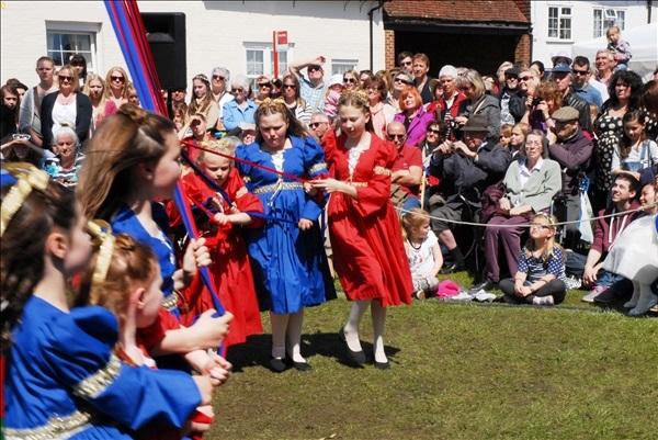 2014-05-03 Downton Cuckoo Fair, Downton, Wiltshire.  (129)129