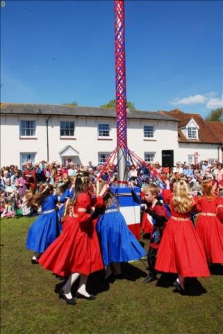 2014-05-03 Downton Cuckoo Fair, Downton, Wiltshire.  (138)138
