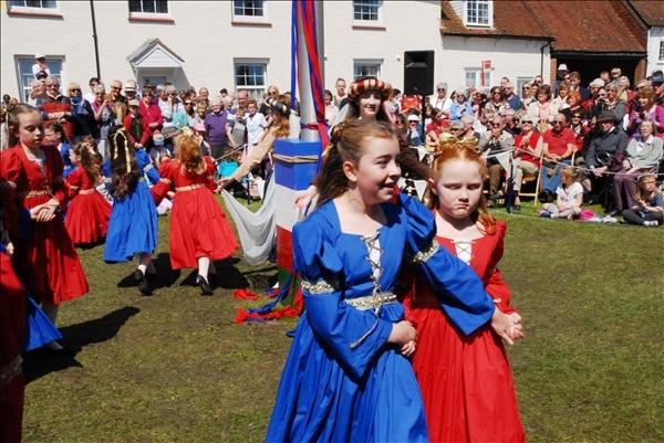 2014-05-03 Downton Cuckoo Fair, Downton, Wiltshire.  (143)143