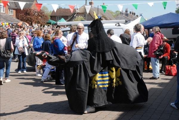2014-05-03 Downton Cuckoo Fair, Downton, Wiltshire.  (147)147