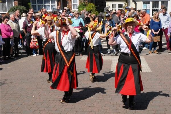 2014-05-03 Downton Cuckoo Fair, Downton, Wiltshire.  (151)151