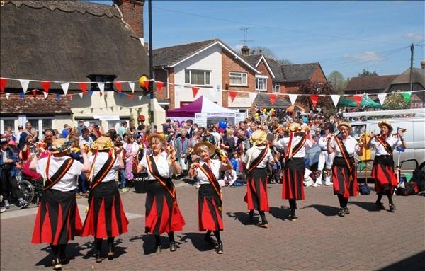 2014-05-03 Downton Cuckoo Fair, Downton, Wiltshire.  (153)153
