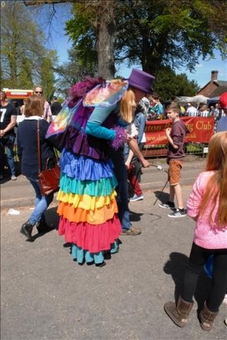 2014-05-03 Downton Cuckoo Fair, Downton, Wiltshire.  (157)157