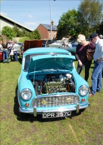 2014-05-03 Downton Cuckoo Fair, Downton, Wiltshire.  (161)161