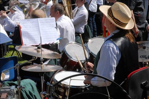 2014-05-03 Downton Cuckoo Fair, Downton, Wiltshire.  (45)045