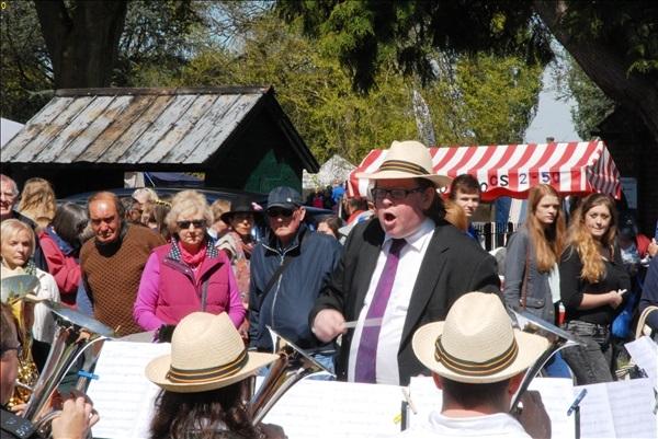 2014-05-03 Downton Cuckoo Fair, Downton, Wiltshire.  (47)047