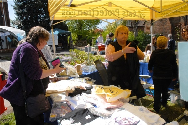 2014-05-03 Downton Cuckoo Fair, Downton, Wiltshire.  (49)049
