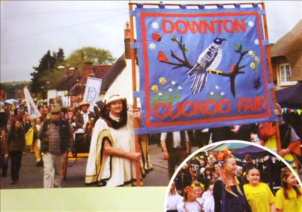 2014-05-03 Downton Cuckoo Fair, Downton, Wiltshire.  (5)005