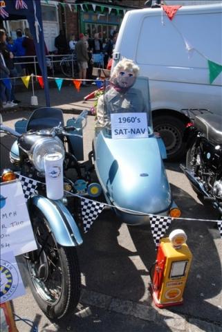 2014-05-03 Downton Cuckoo Fair, Downton, Wiltshire.  (59)059