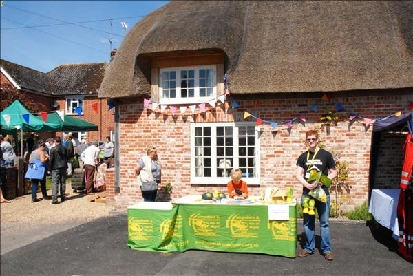 2014-05-03 Downton Cuckoo Fair, Downton, Wiltshire.  (69)069