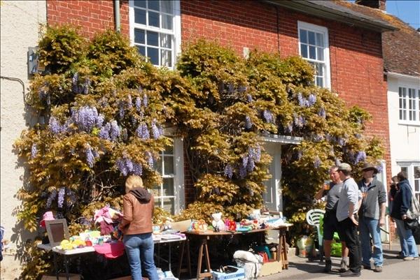 2014-05-03 Downton Cuckoo Fair, Downton, Wiltshire.  (73)073