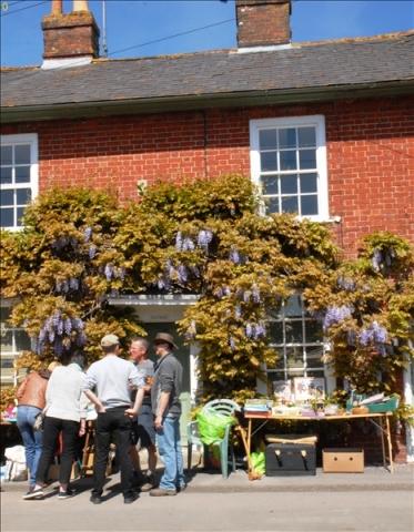 2014-05-03 Downton Cuckoo Fair, Downton, Wiltshire.  (74)074