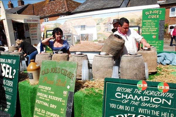 2014-05-03 Downton Cuckoo Fair, Downton, Wiltshire.  (80)080