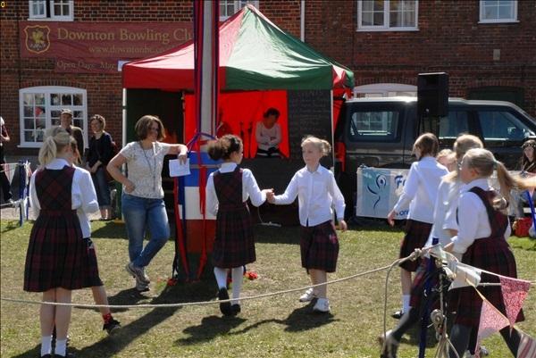 2014-05-03 Downton Cuckoo Fair, Downton, Wiltshire.  (87)087