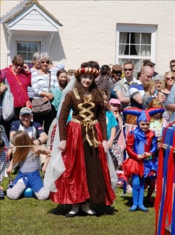 2014-05-03 Downton Cuckoo Fair, Downton, Wiltshire.  (92)092