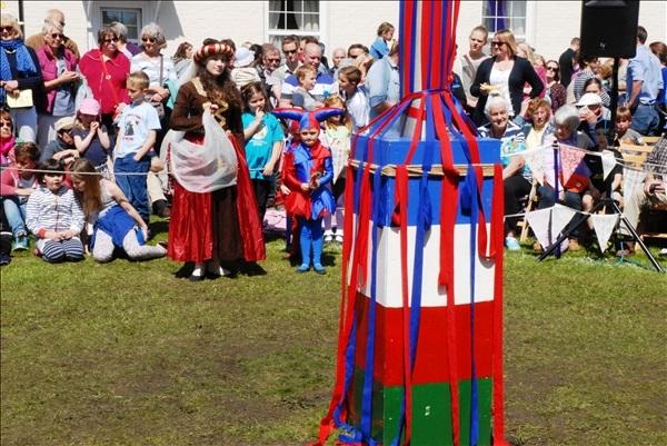 2014-05-03 Downton Cuckoo Fair, Downton, Wiltshire.  (93)093