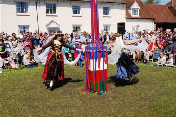 2014-05-03 Downton Cuckoo Fair, Downton, Wiltshire.  (95)095