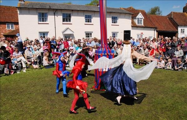 2014-05-03 Downton Cuckoo Fair, Downton, Wiltshire.  (96)096