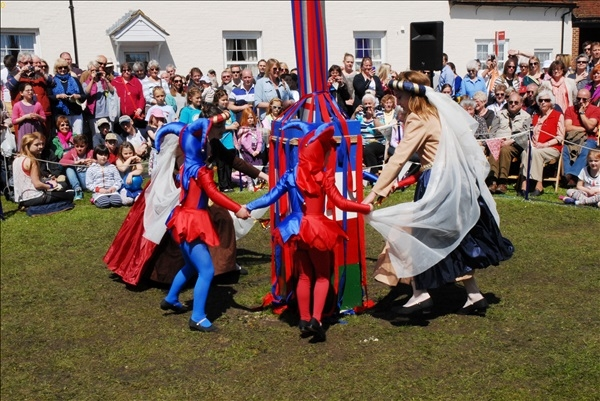 2014-05-03 Downton Cuckoo Fair, Downton, Wiltshire.  (97)097