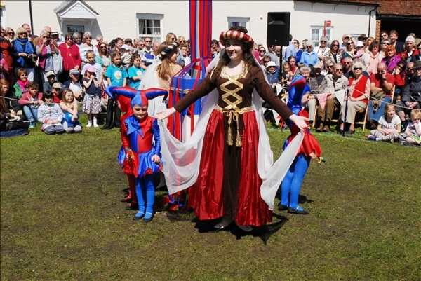2014-05-03 Downton Cuckoo Fair, Downton, Wiltshire.  (98)098