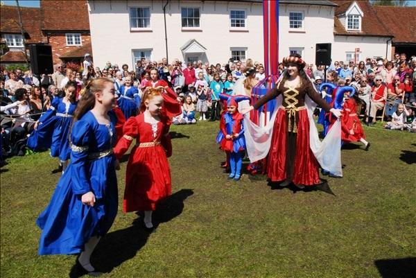 2014-05-03 Downton Cuckoo Fair, Downton, Wiltshire.  (99)099