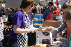 2014-05-03 Downton Cuckoo Fair, Downton, Wiltshire.  (51)051