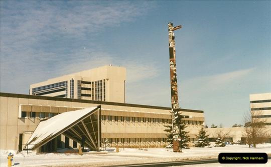 Eastern Canada 16 to 23 February 1991 (2)