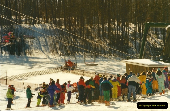 1991-02-17 Edelweiss Valley Ski Resort near Ottawa, Ontario.  (9)011