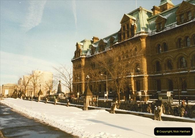 1991-02-20 Ottawa, Ontario.  (2)027