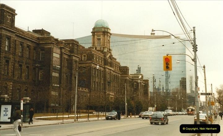 1991-02-22 Toronto. Ontario.  (12)055