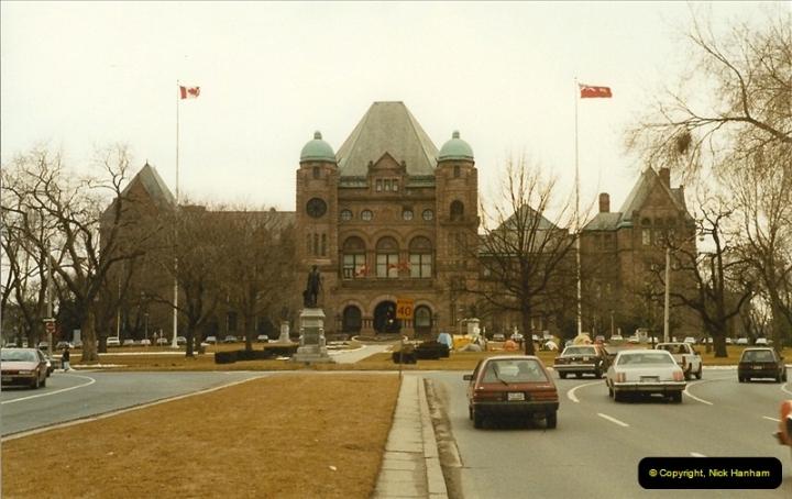 1991-02-22 Toronto. Ontario.  (13)056