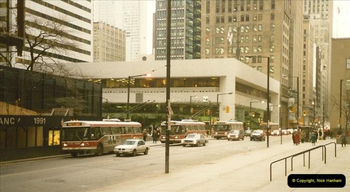 1991-02-22 Toronto. Ontario.  (18)061